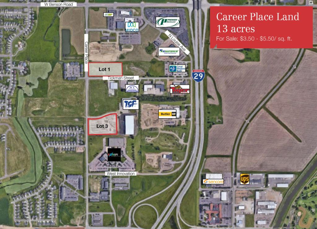 Career Place Center Land