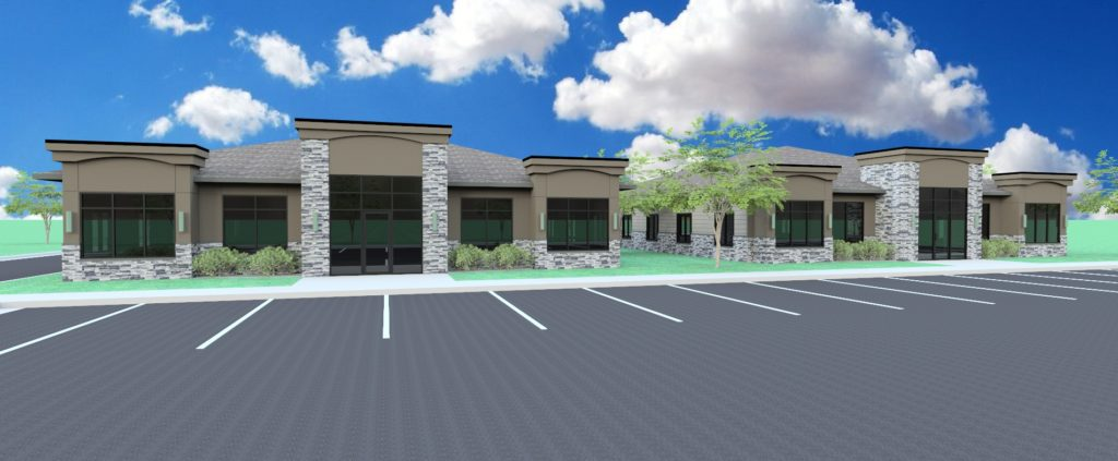 Graystone Heights Office Park Build-to-Suit
