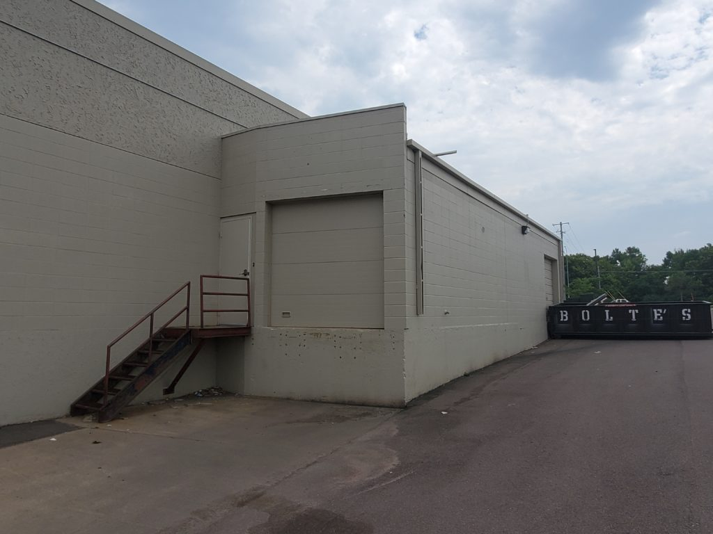 Harbor Freight Storage